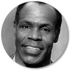 Photo of young Danny Glover